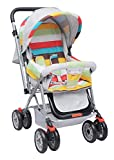 R for Rabbit Lollipop Lite - The Colourful Baby Stroller and Pram (Rainbow)