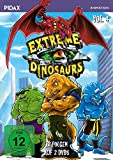 Extreme Dinosaurs, Vol. 4  / Weitere 12 Folgen der Kultserie (Pidax Animation) [2 DVDs]