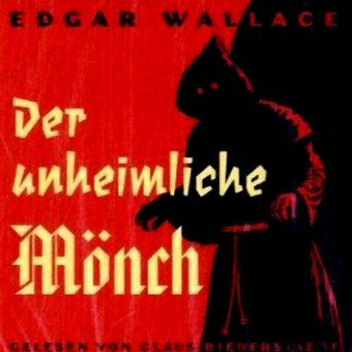 Der unheimliche Mönch audiobook cover art