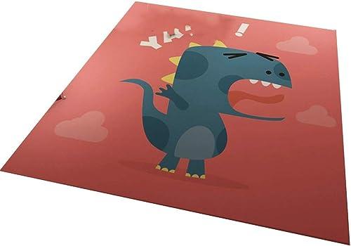 comprar ahora HLMIN-Alfombras de de de juego Para Bebé para Projoección Colors Brillantes Tacto Suave Suave Tóxico Antideslizante Extra Grande (Color   C, Tamaño   100cmx100cm)  calidad garantizada