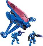 Mega Bloks Halo Blue Series Banshee