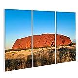 Bild auf Leinwand Uluru Ayers Rock Australia Bilder