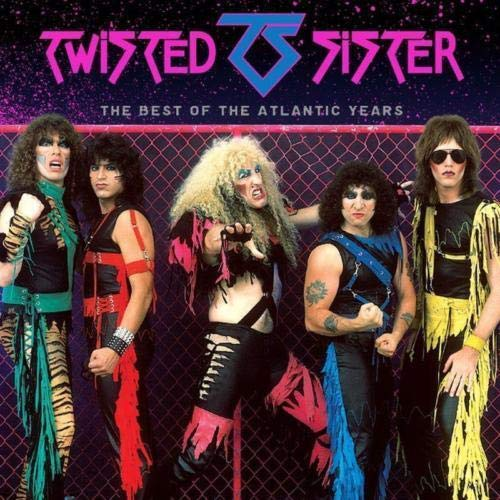 TWISTED SISTER - BEST OF THE ATLANTIC YEARS