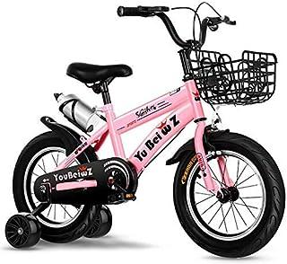 ZTBXQ Regalo Deportivo ldeas Freestyle Bicicletas para niños 14 Pulgadas Moda Deporte niños Bicicleta Ejercicio de