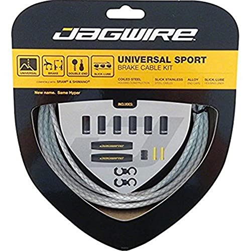 Jagwire Universal Sport - Cables de Freno para Bicicleta Bla