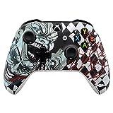 eXtremeRate Cover Copertura Frontale Joystick Custodia Anteriore DIY Ricambio per Xbox One S X Controller Model 1708(Joker)