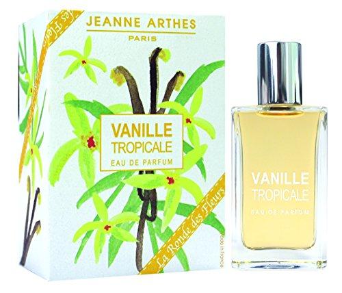 Jeanne Arthes Eau de Parfum die rund der Blüten Vanille tropischen 30ml