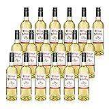 Müller-Thurgau - Ihringer Fohrenberg 2015 | Weißwein aus Deutschland | Trocken & Weiß | WBK Glatt | Fruchtig & Spritzig im Geschmack (18x 0,75l)