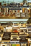 My CD Album Colletion logbook for CD lovers : Detailed Music Lovers Inventory Log Book for CD...