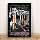 NVRENHUA Reservoir Dogs Classic Movie Leinwand Poster