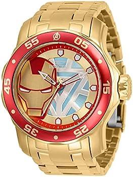 Invicta Marvel Limited Edition Tony Stark Ironman Men's Watch