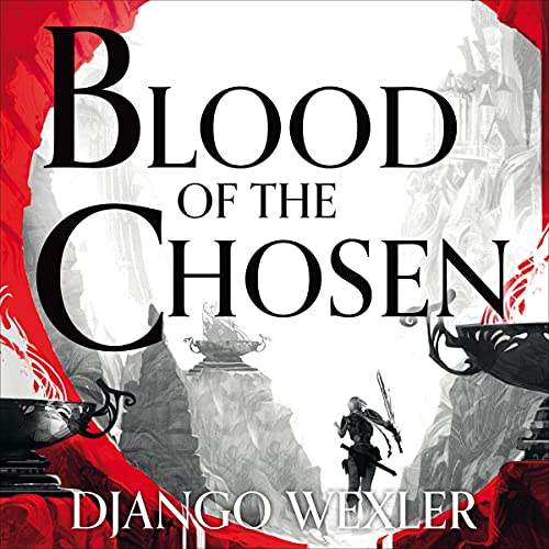 Blood of the Chosen: Burningblade and Silvereye, Book 2
