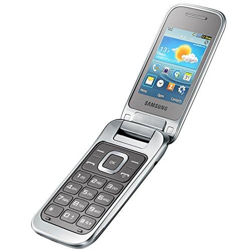 Samsung C3590 metallic-silver EU-Ware [2,0 MP Kamera, R