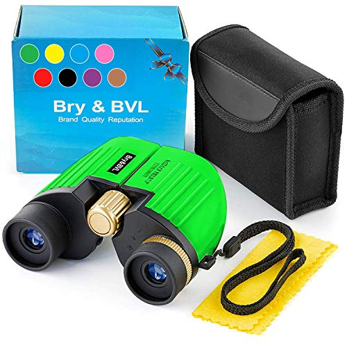 Cheapest Price! Toys for 4 Year Old Boys – 8X22 Binoculars for Boys, Girls - Shockproof – Boys T...