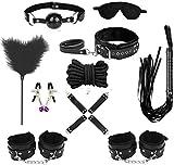 E-DIDI Novedad ropa opcional juego juego juego accesorio kit, familia masculina y femenina fitness y ocio trajes deportivos 10 piezas-A299