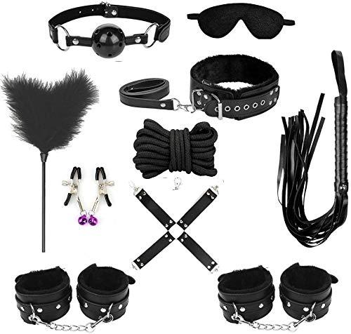 E-DIDI Kit d'accessoires de Jeu de Jeu en Option pour vêtements de nouveauté, Costumes de Sport et...