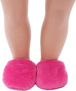 a23e068bbd67c Vovotrade® 18 Pouces Notre génération American Girl Doll Poupée Chaussures  Sandales Accessoire 18 inch Our