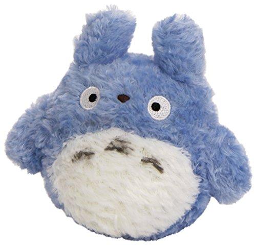 Totoro Plüsch Figur Chuu-Totoro 13cm zu Mein Nachbar Totoro Studio Ghibli blau