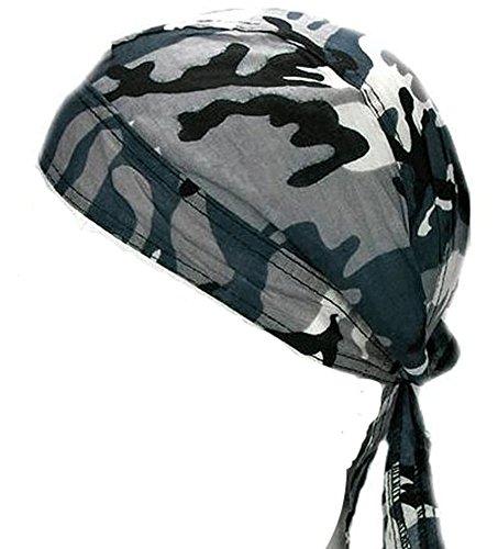 Bandana camouflage urban camo serre tete homme femme biker moto paintball airsoft