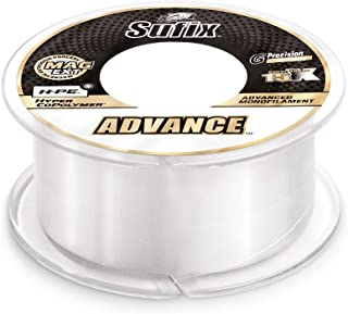 Sufix Advance Fluorocarbon Bulk Spool 1200 Yards