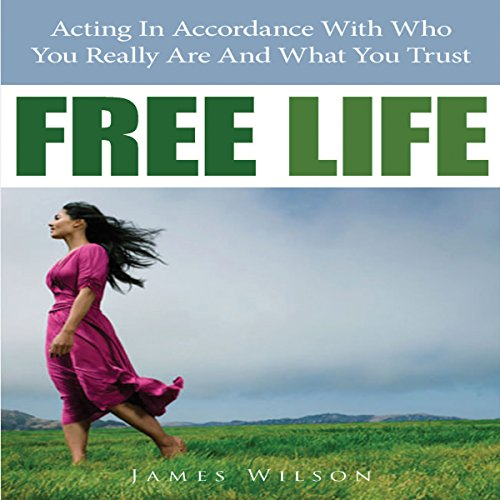 Free Life audiobook cover art