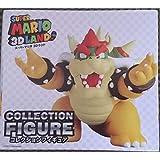 ゆうパック684円 スーパーマリオ 3Dランド コレクションフィギュア クッパ 単