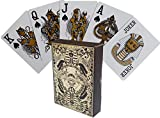 The Ace Card Company Luxury-Premium Plastic Poker Playing Cards Washable