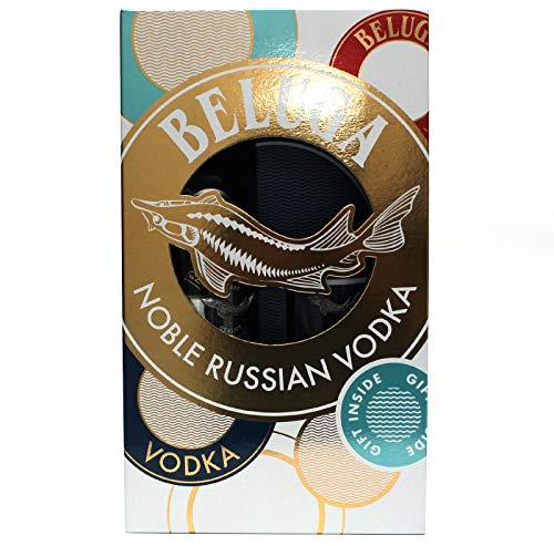 Geschenkset-BELUGA-Noble-Russian-Vodka-mit-Longdrink-Highball-Glas-1-x-07L