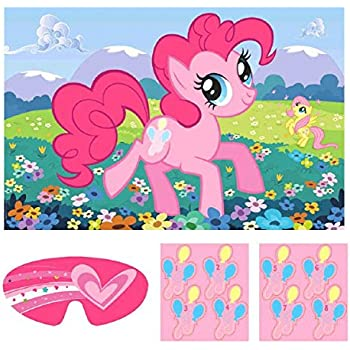 Party Accessory Amscan AM 335513 Blowouts My Little Pony Friendship Collection