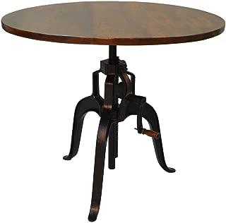 Carolina Cottage Bently Adjustable Crank Table