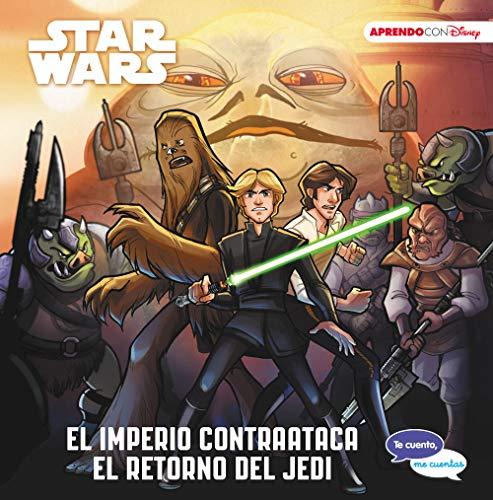 Star Wars. El imperio contraataca | El retorno del Jedi (Te cuento, me