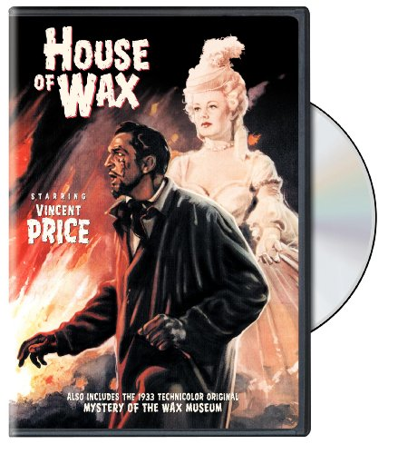 vincent price house of wax - 1