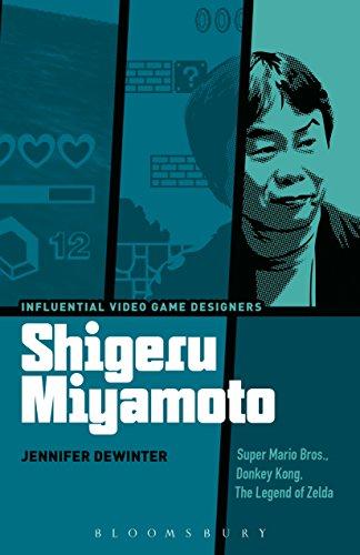 Shigeru Miyamoto: Super Mario Bros., Donkey Kong, The Legend of Zelda (Influential...