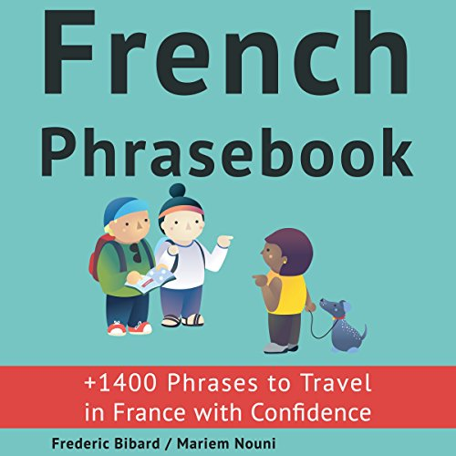 French Phrasebook cover art