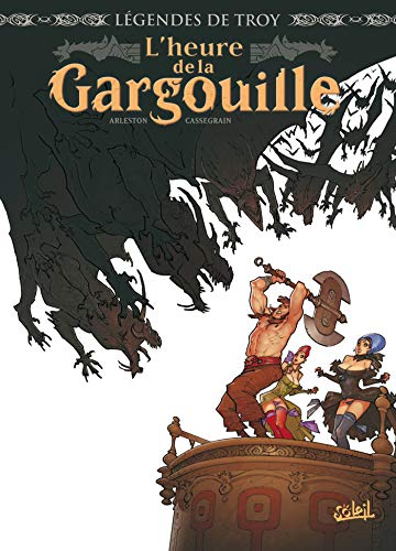 L'heure de la gargouille T01 PDF Books