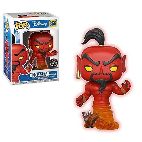 Funko Pop! - Disney Aladdin: Jafar Figura de vinilo (24403) - Versión CHASE