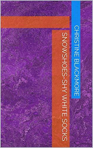 Snowshoes-Shy White Socks