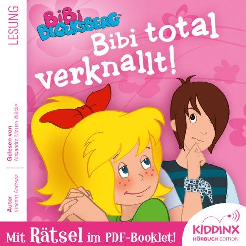 Bibi total verknallt! (Bibi Blocksberg) Titelbild