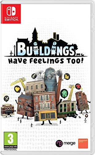 Buildings Have Feelings Too! (Nintendo Switch)