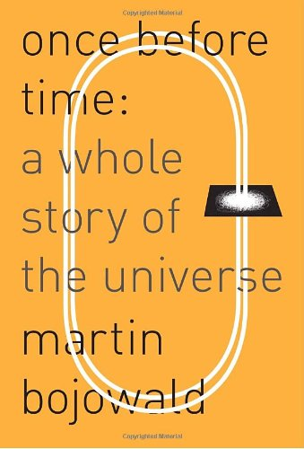 Image of Once Before Time: A Whole Story of the Universe