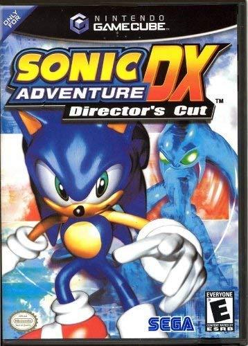 Sonic Adventure DX Directors Cut (Renewed)