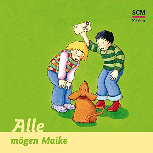 Alle mögen Maike audiobook cover art