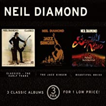 Classics: The Early Years/The Jazz Singer/Beautiful Noise