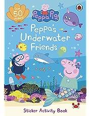Peppa Pig: Peppa's Underwater Friends: Sticker Activity Book