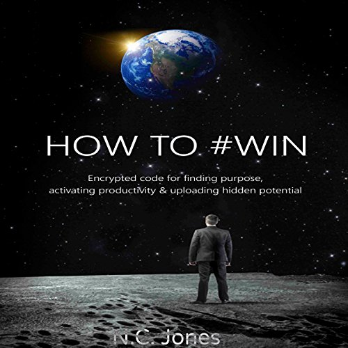 How to #Win audiobook cover art