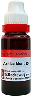 Dr. Reckeweg Germany Homeopathic Arnica Montana Mother Tincture Q (20 ML) by Qualityexports
