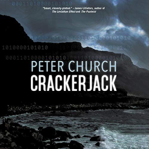 Crackerjack audiobook cover art