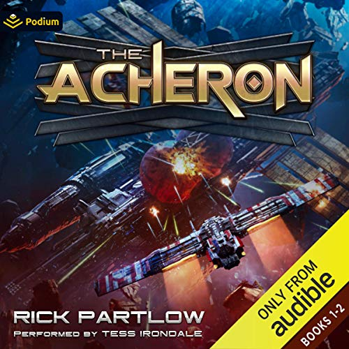 The Acheron: Publisher's Pack Titelbild