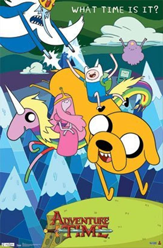 (22 x 34) Adventure Time poster by Trends