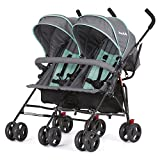 twin umbrella strollers